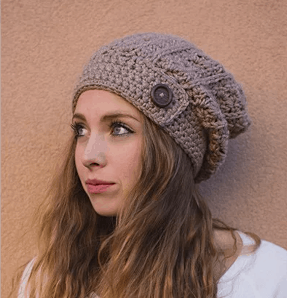 Beautiful Crochet Hat Patterns that you can make! | Skip To My Lou
