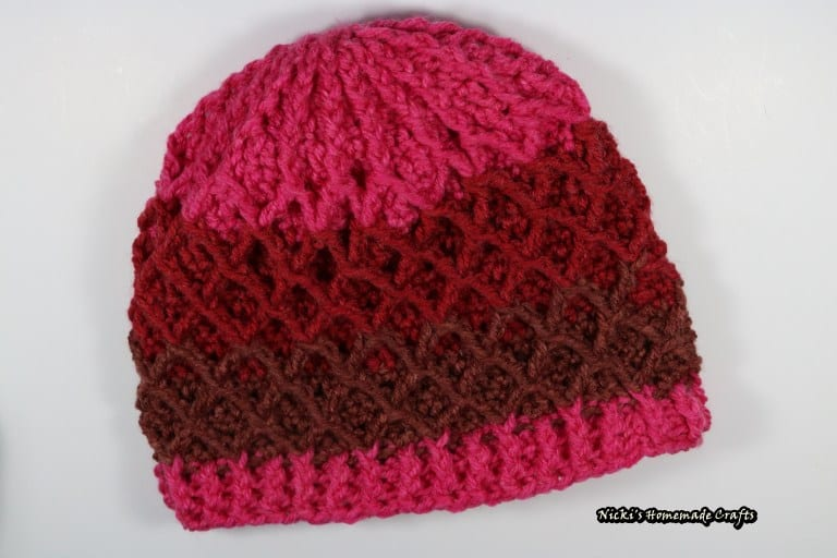 Lattice Hat Pattern