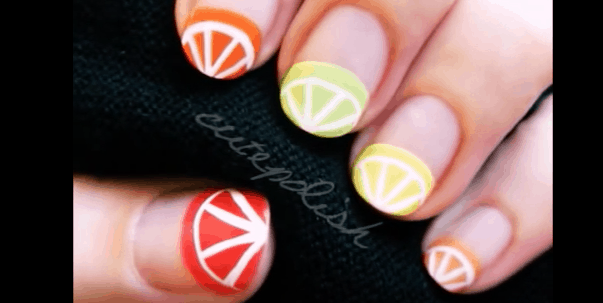 cute summer nail design - Have Cute Summer Nail Designs For Summer With These Tutorials!