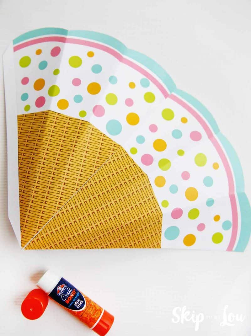 fold may day basket