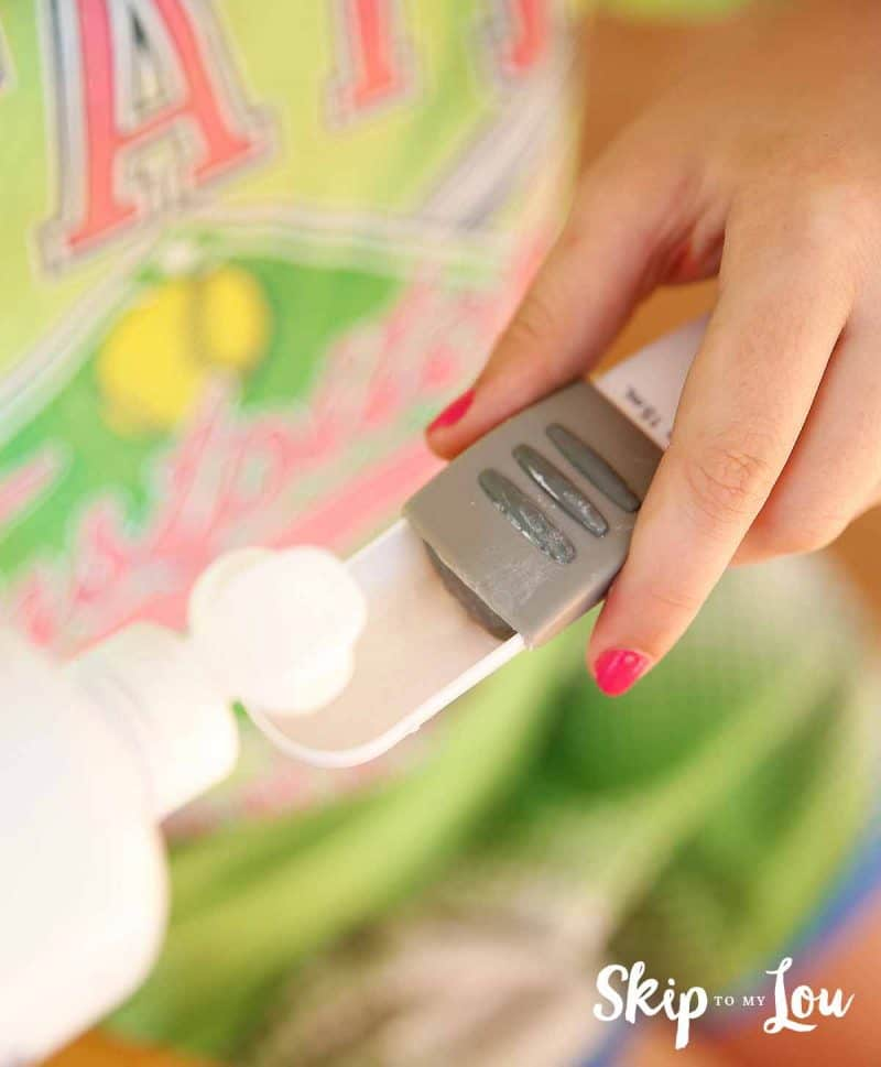 safe slime add contact lens solution