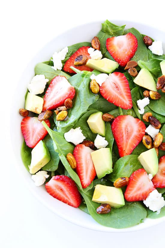 New Spring Salad Recipes Skip To My Lou