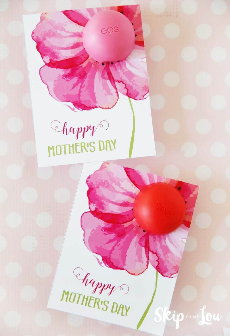 eos Lip Balm Mothers Day Gift