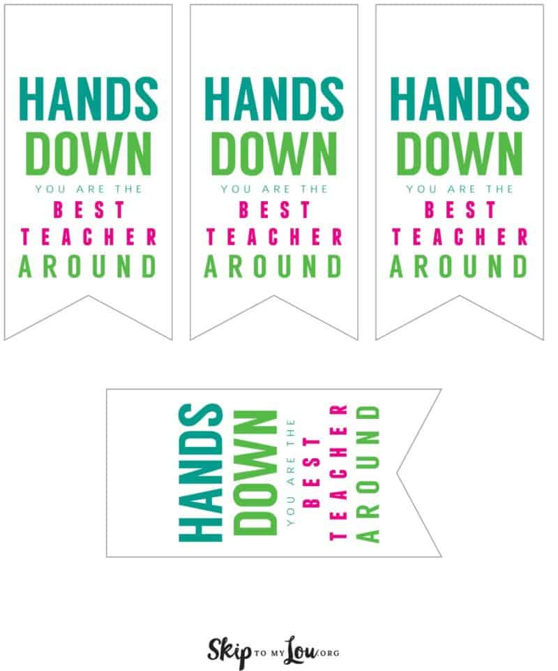 hands down best teacher printable tags