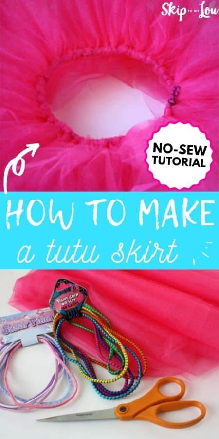 how to make a tutu skirt PIN