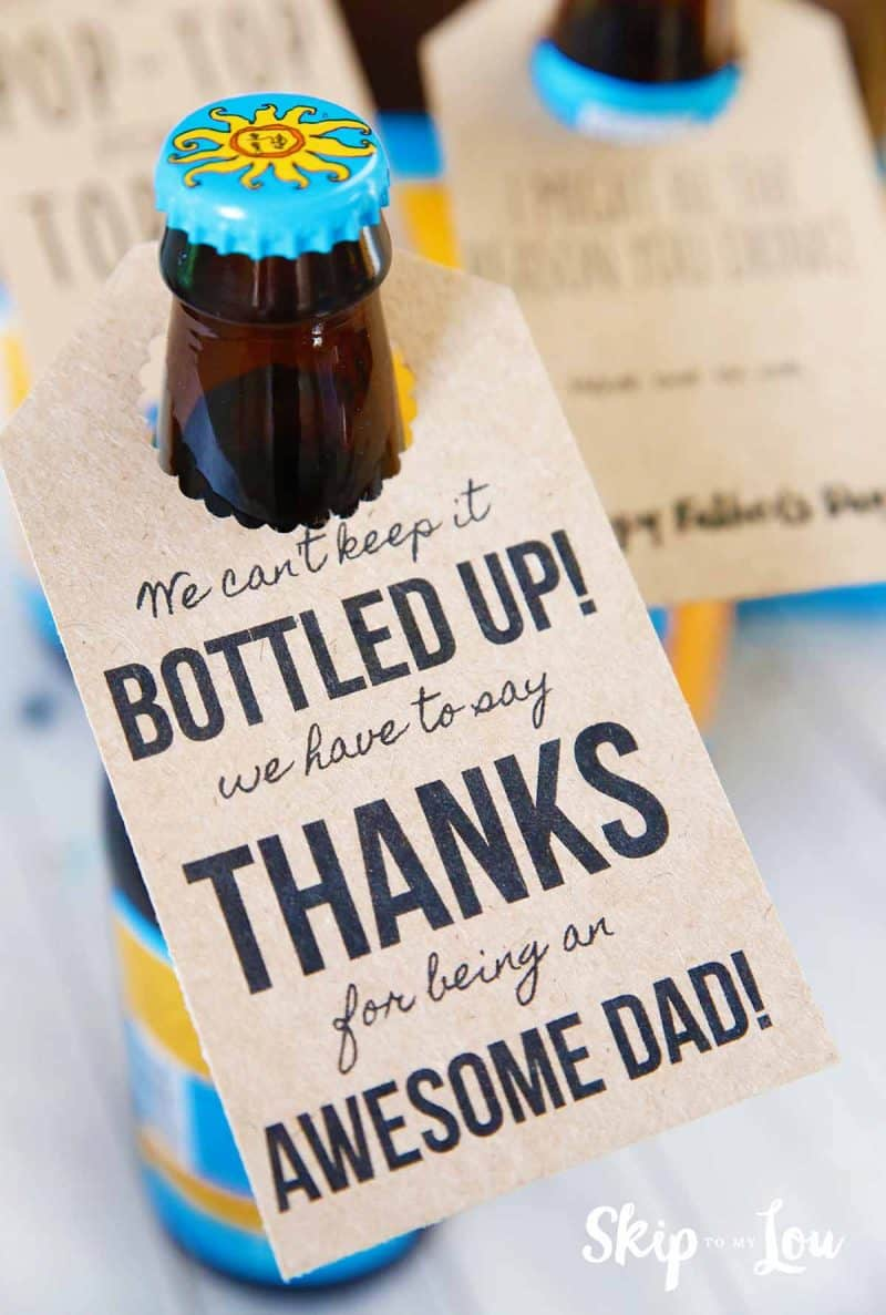 printable gift tags for fathers day