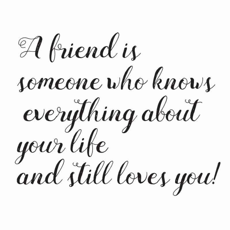 60 Beautiful Friendship Quotes Beauteous Quotes And Sayings About Love And Life And Friendship