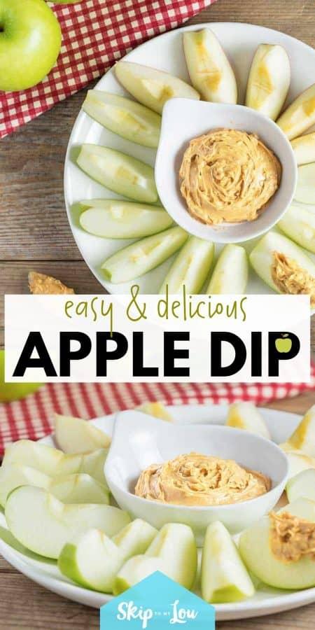 apple dip PIN