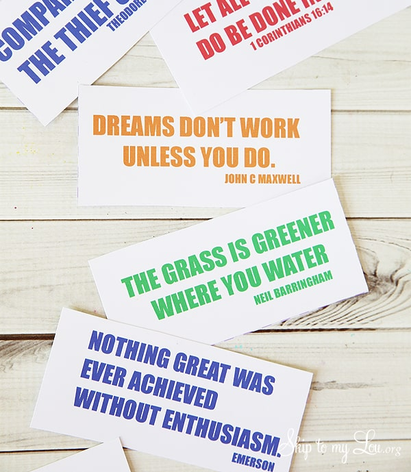 printable inspirational quotes