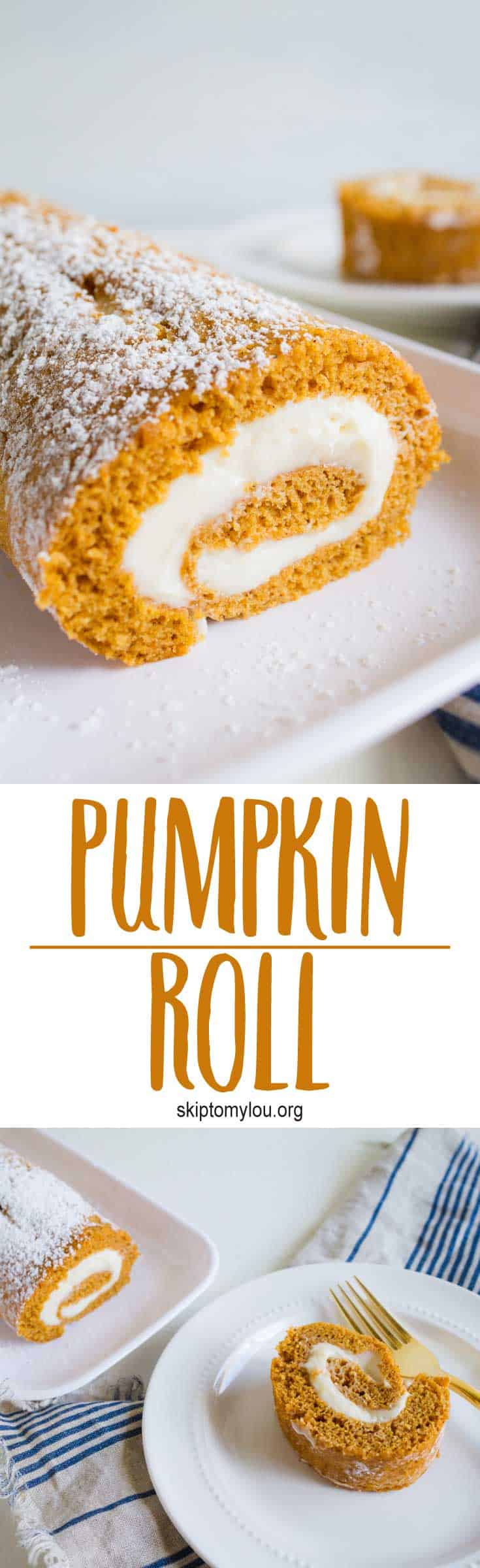 best pumpkin roll