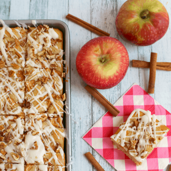 Fall Apple Dessert Recipes