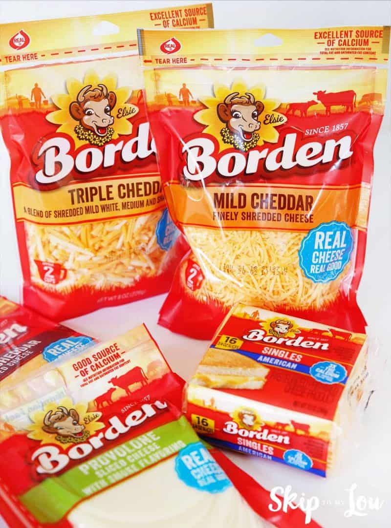 borden cheese