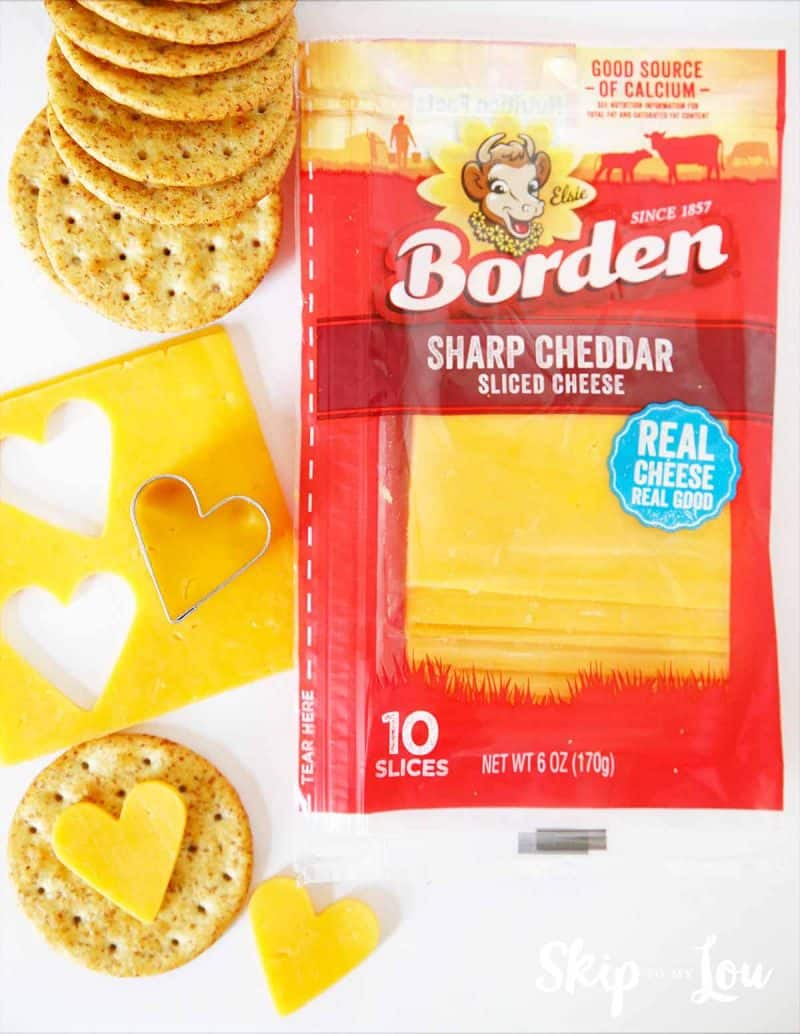 borden snack shaped cheese