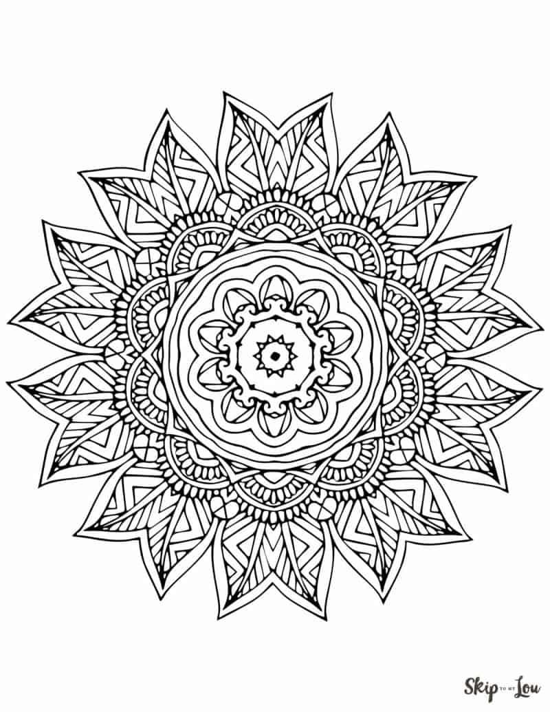 Mandala 10 skiptomylou.org