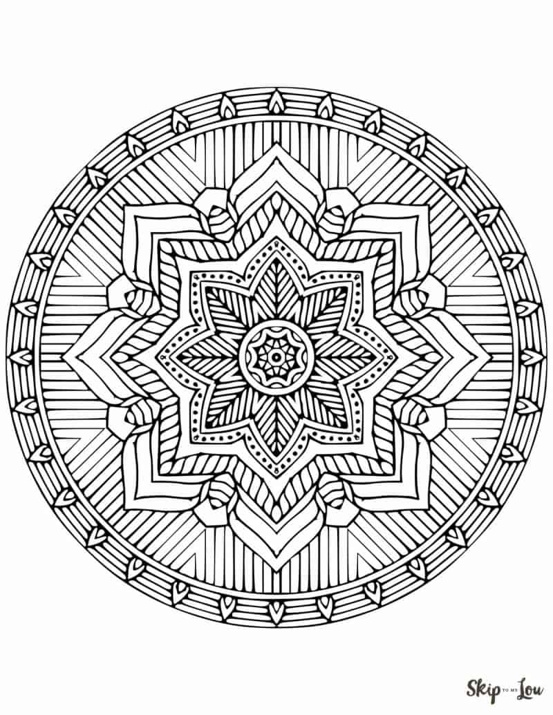 peace mandala coloring pages - mandala coloring pages blogs bloglikes