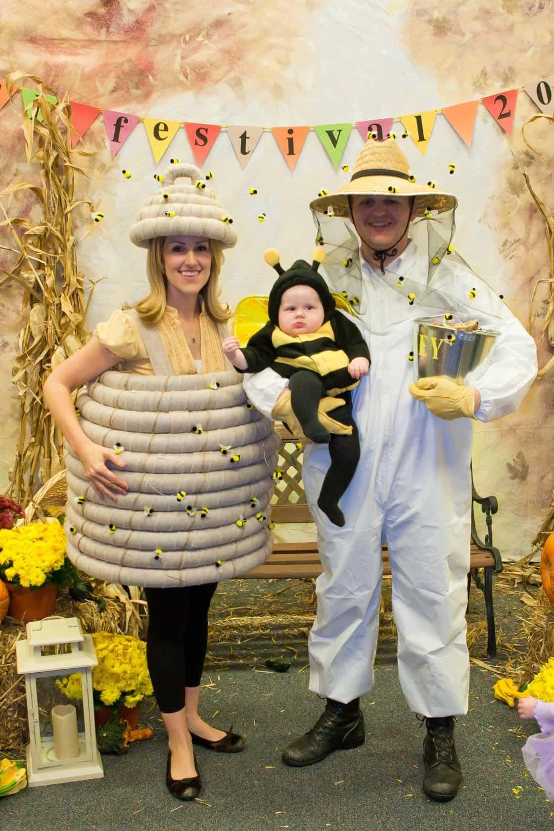 bee hive costume