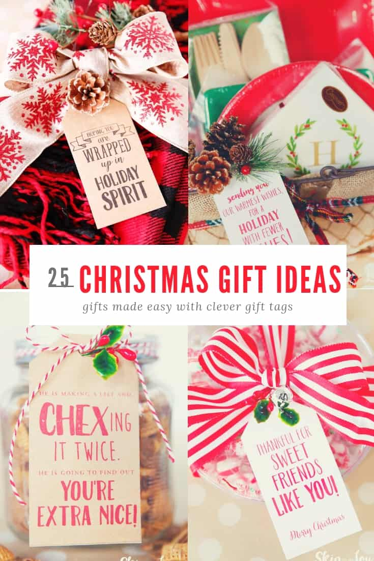 Www Christmas Ideas Decorations For Living Room: 25 Easy Christmas Gift Ideas That Are Super Cute!