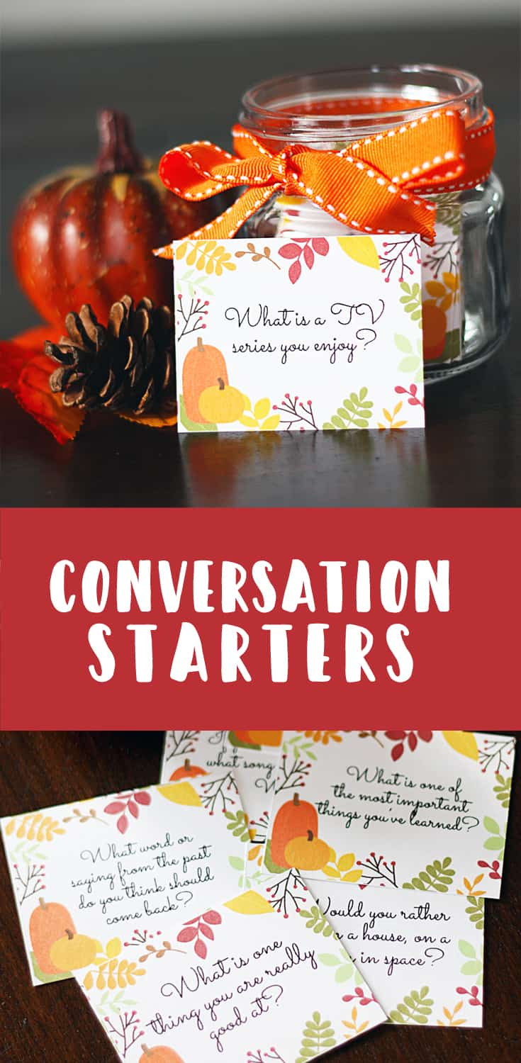 Printable Conversation Starters (1)