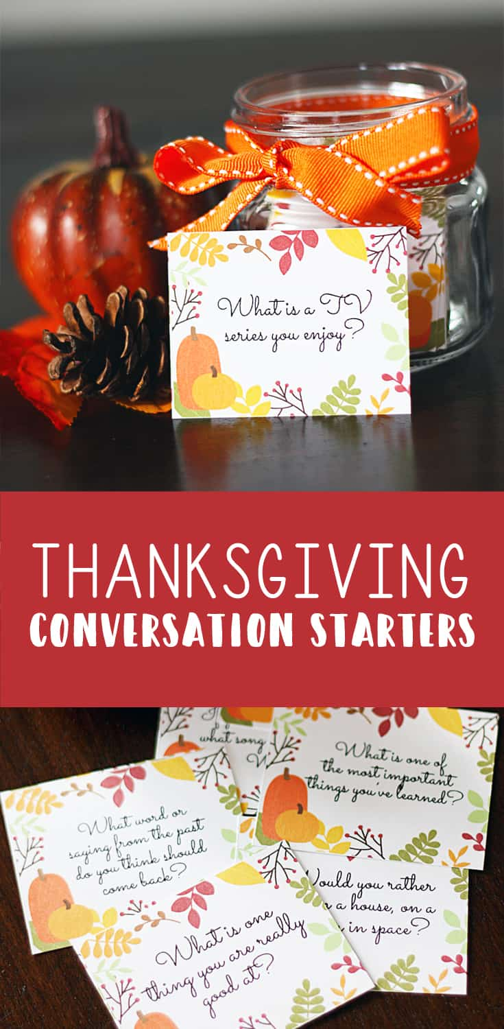 Thanksgiving Printable Conversation Starters (1)