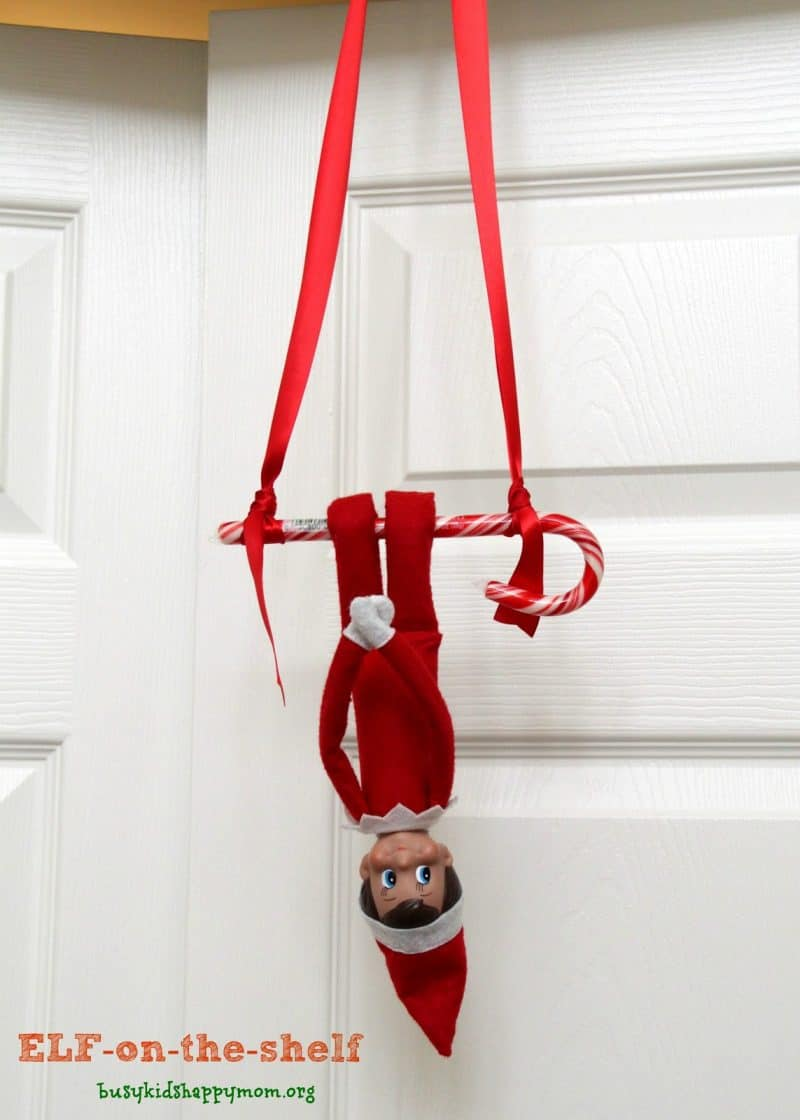 best elf on shelf ideas