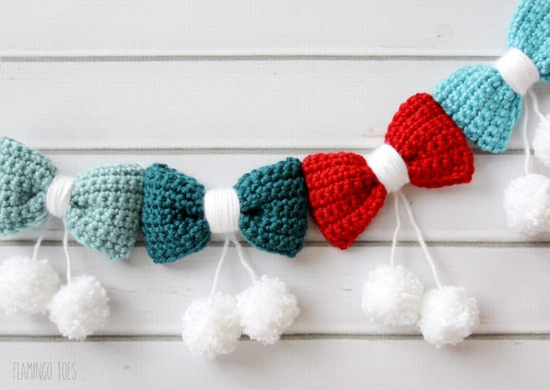 5 things to crochet for christmas