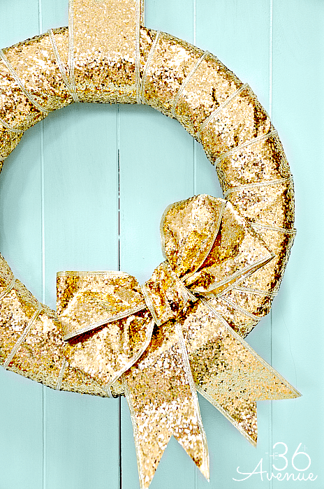 DIY christmas wreaths