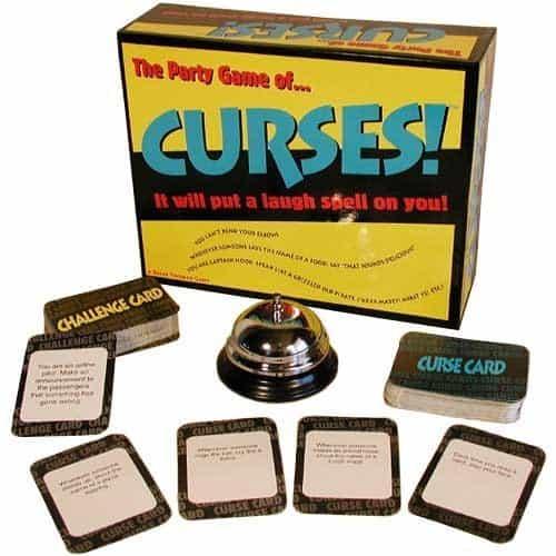 curses game