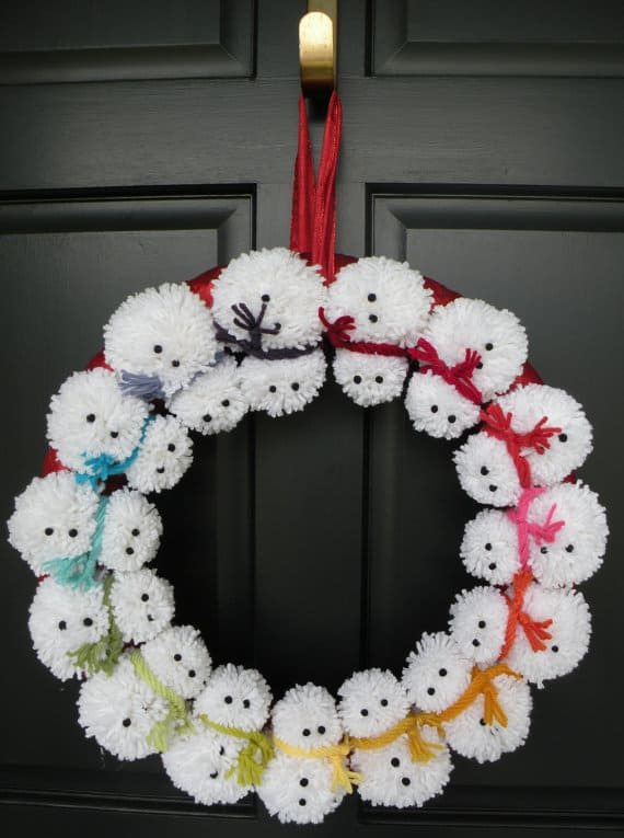 DIY Christmas Wreath Ideas | Skip To My Lou