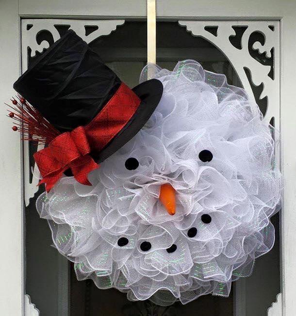 wreath ideas for the front door