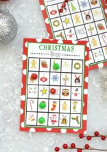 photograph regarding Free Printable Christmas Bingo Cards named Cost-free Bingo Video games towards Participate in Miss In the direction of My Lou