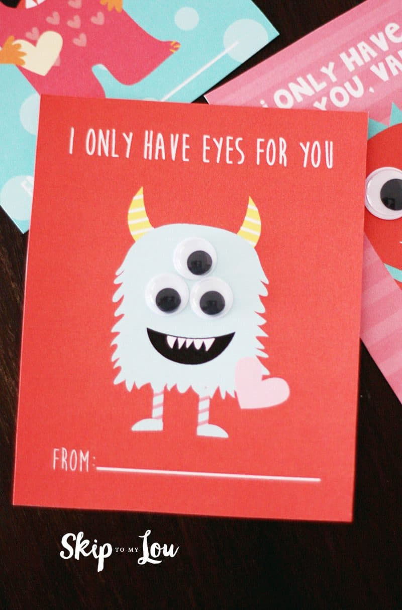 cute valentines for kids