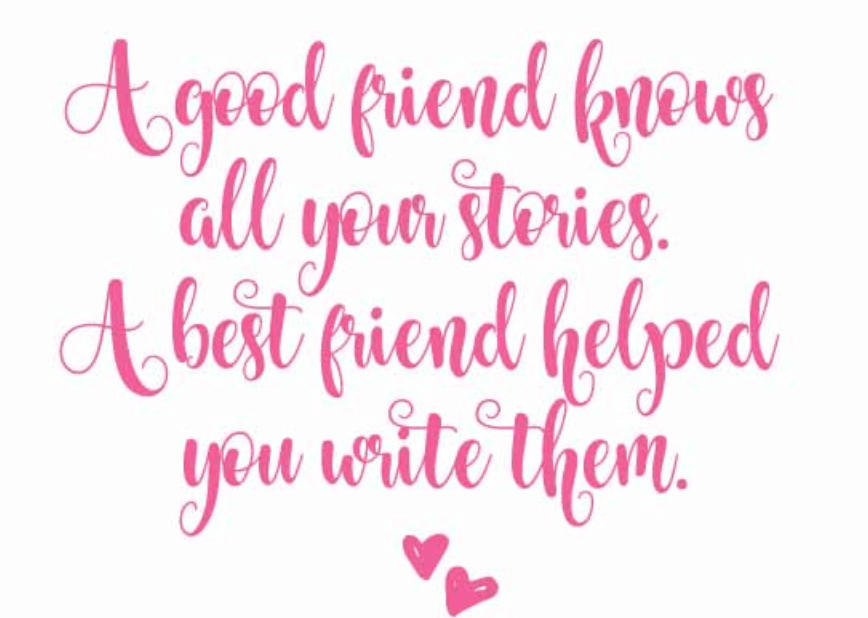Best Friend Quotes Awesome best friend quotes to share with a friend | Skip To My Lou Best Friend Quotes