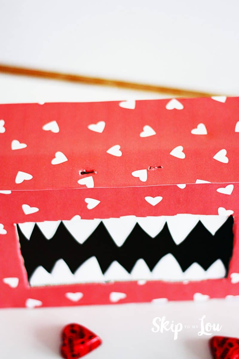 Valentines Day Monster Box