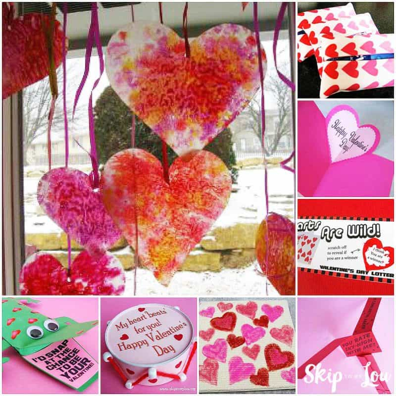 Valentines day ideas crafts