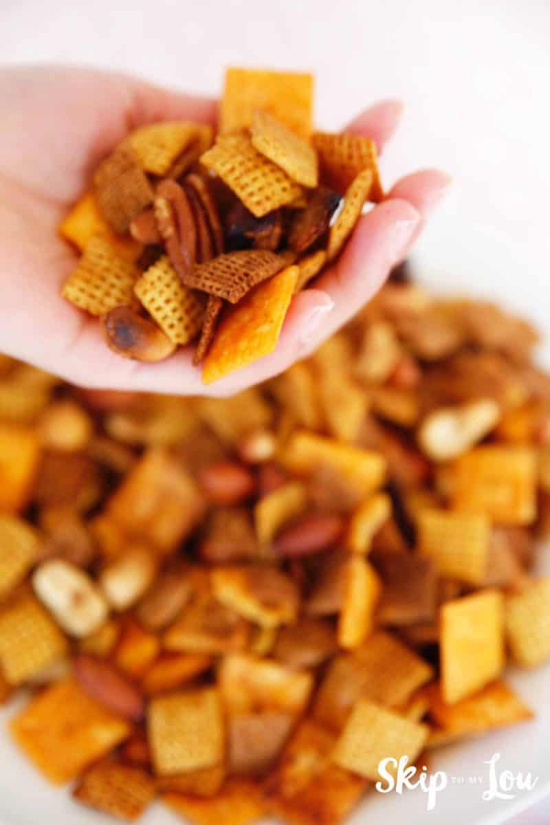 best chex mix recipe