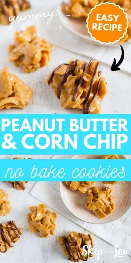 no bake peanut butter cookies PIN