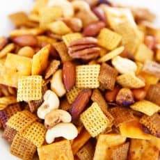 snack mix recipe