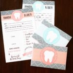 Tooth Fairy Letter Printables