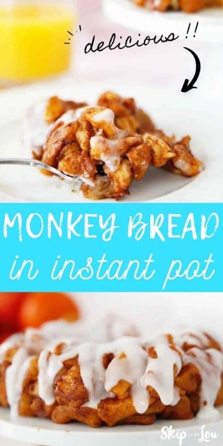 monkey bread recipe PIN