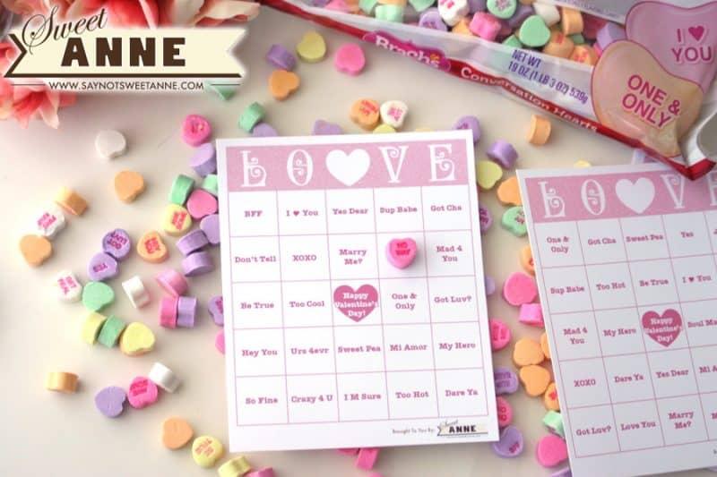 bingo valentine games