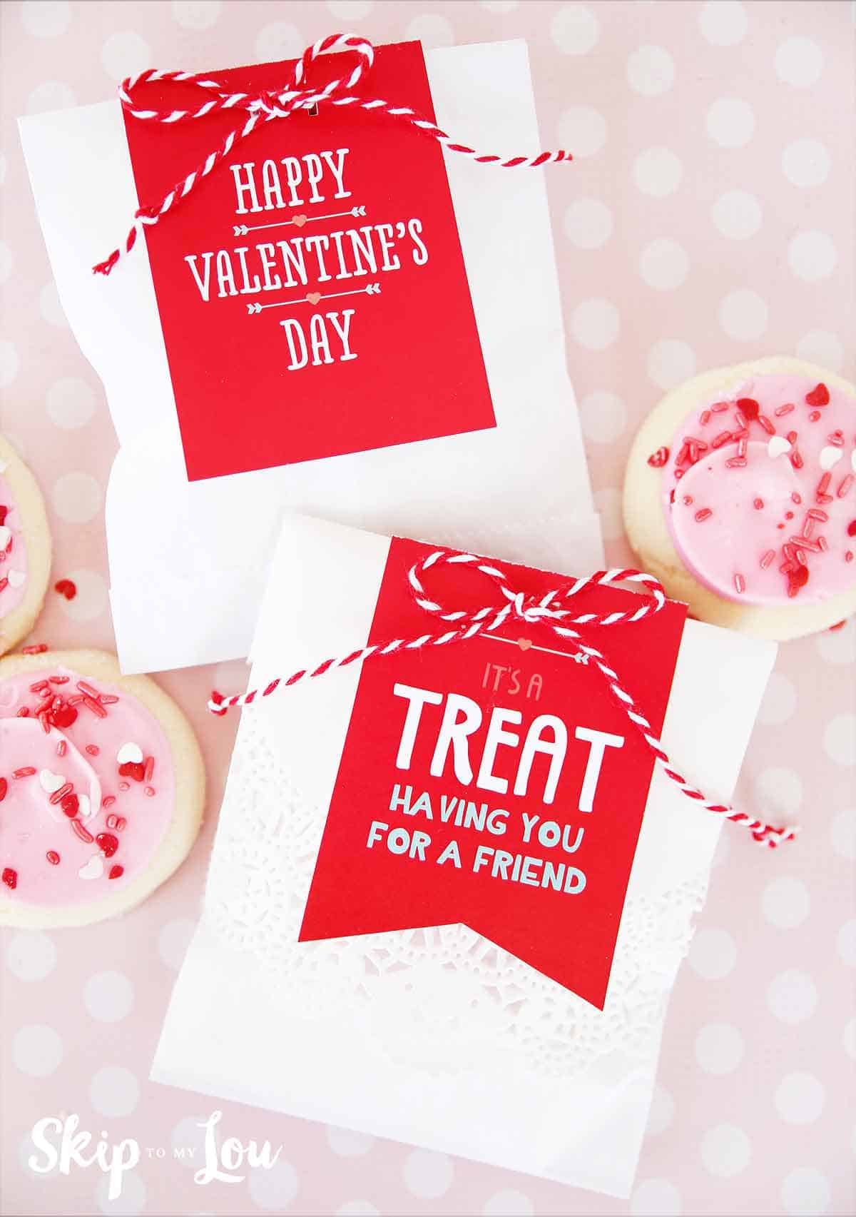 printable valentines gift tags