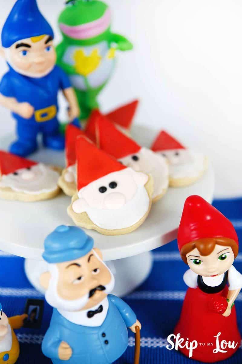 Sherlock Gnomes Cookies