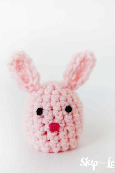 crochet bunny eos cover