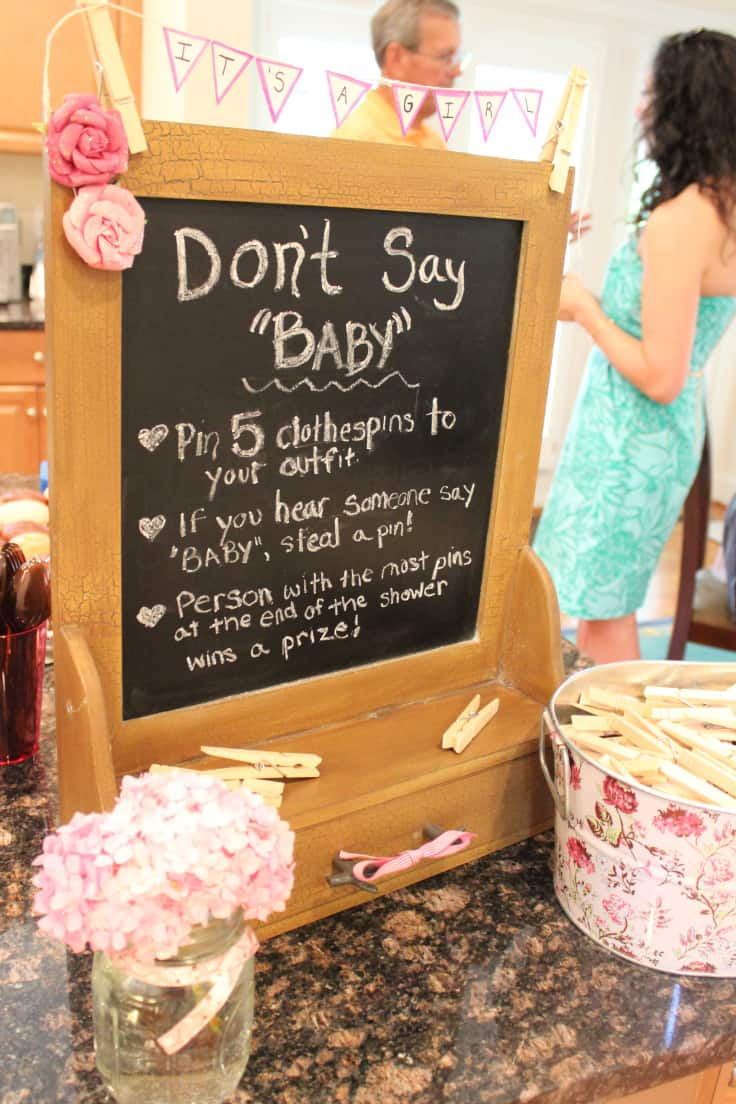 How many games should be played at a baby shower? | Yahoo ...