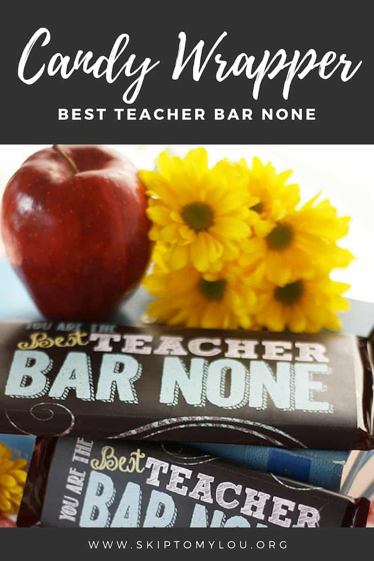 Bar None Candy Bar Wrapper Pinterest Graphic