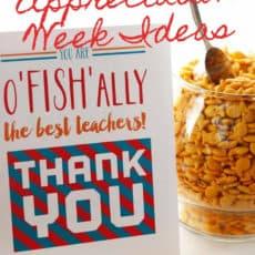 Teacher Appreciation Week Pinterest Graphic