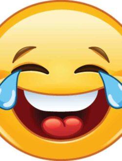 laughing emogi