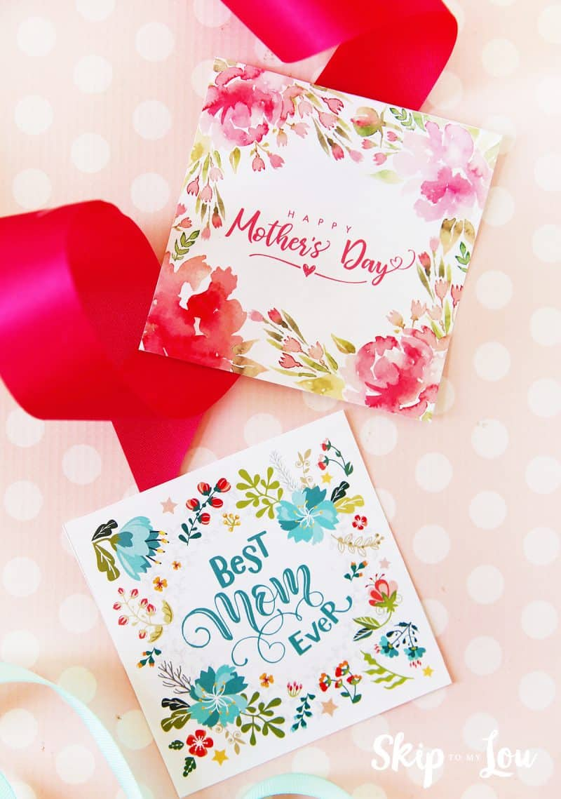 mothers day gift printable
