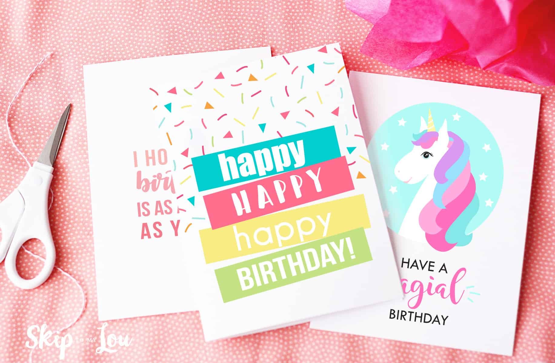 It is a graphic of Trust Free Birthday Card Printable
