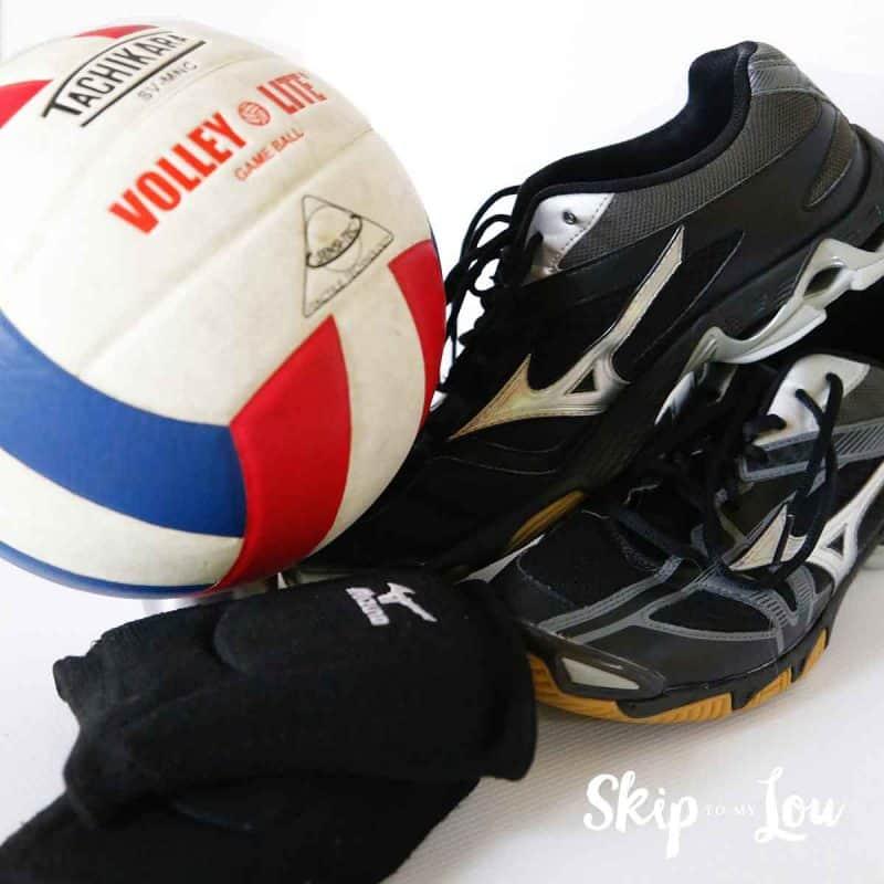stinky sports equipment